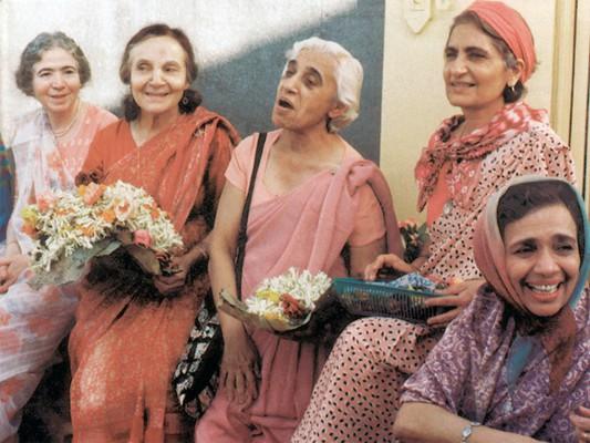 Women Mandli of Meher Baba