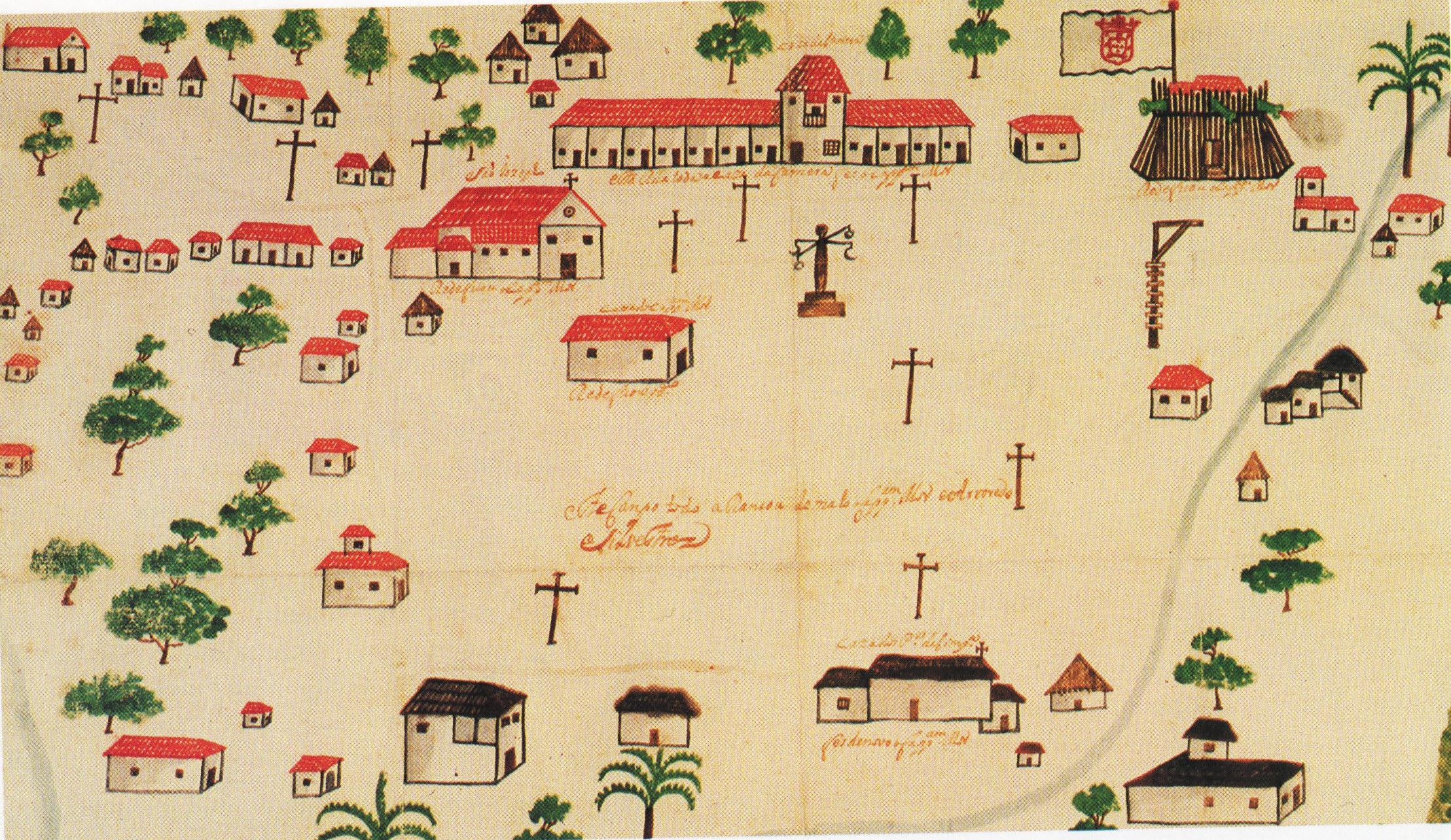FileMapa de Fortaleza em 1726jpg  Wikimedia Commons