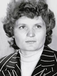 Maria Nichiforov Canoe racer