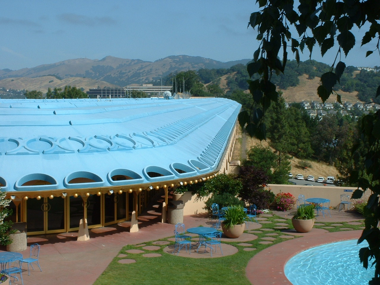 Marin county civic center