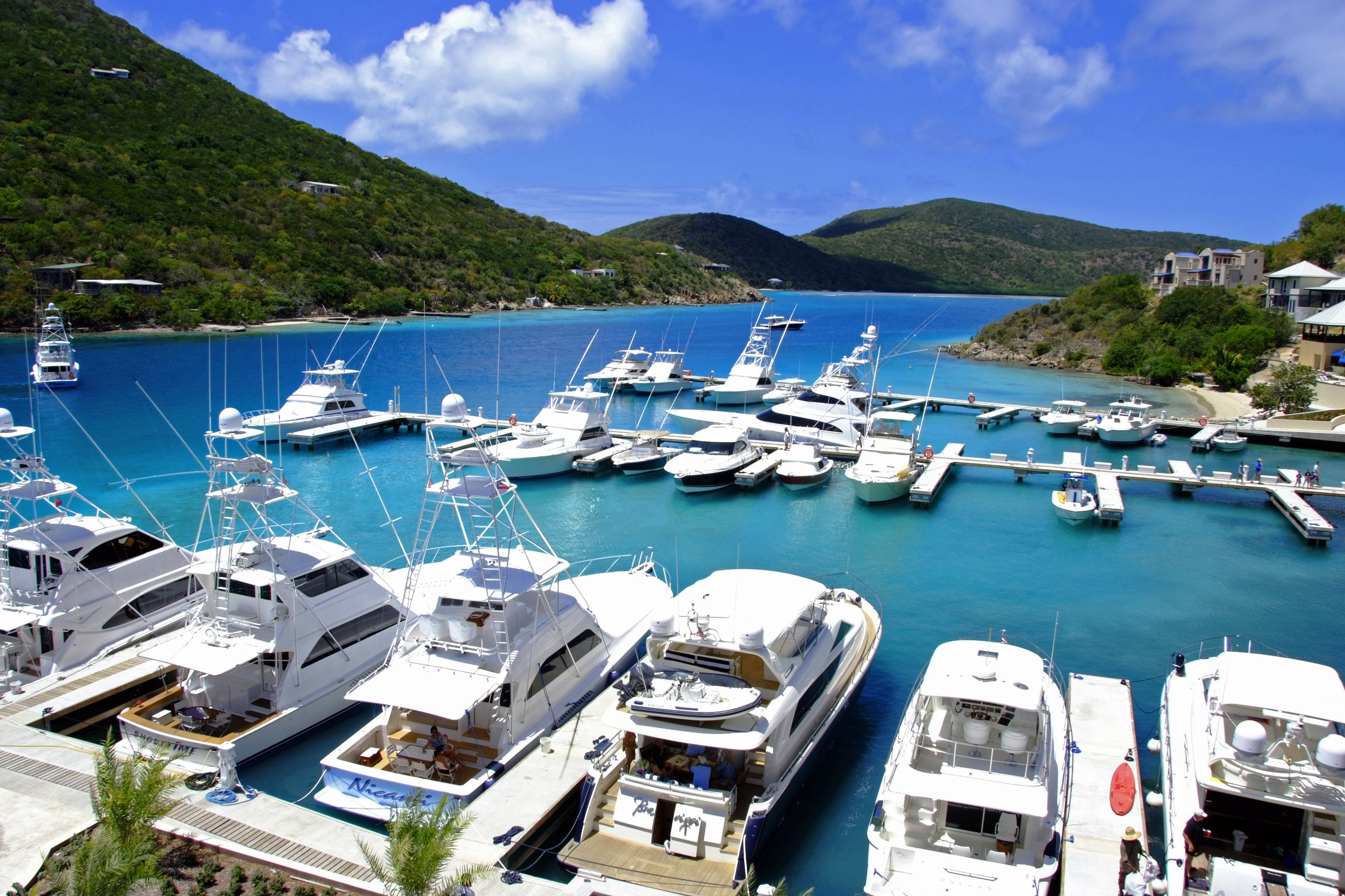 Private Resorts In British Virgin Islands