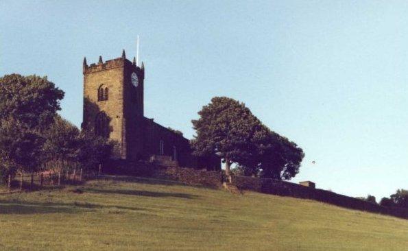 Mellor Church - geograph.org.uk - 30949