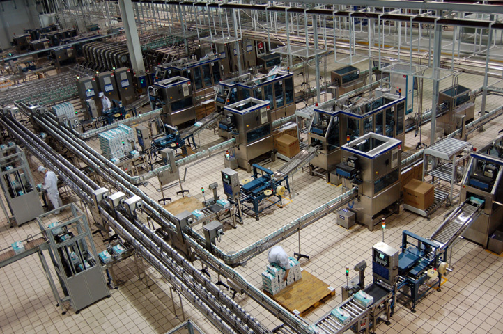 File Mengniu Production Line Jpg Wikimedia Commons