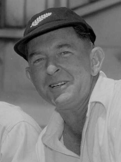 Merv Wallace New Zealand cricketer