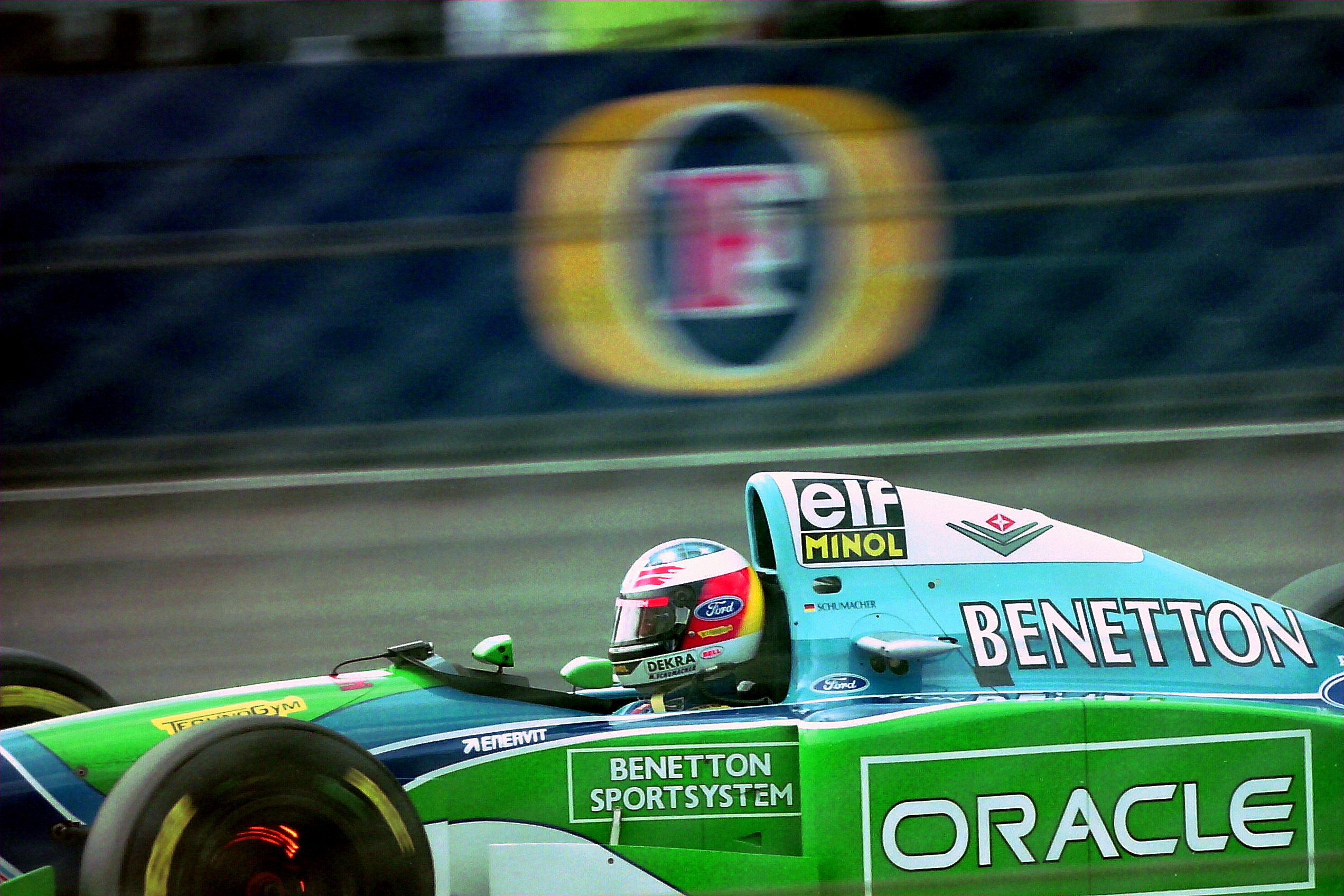 FileMichael Schumacher Benetton 194 At The 1994 British Grand Prix 32500343296