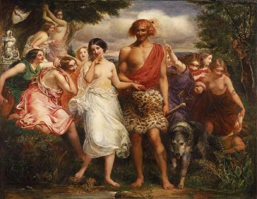 Rustico and Alibech Storyby Giovanni Boccaccio