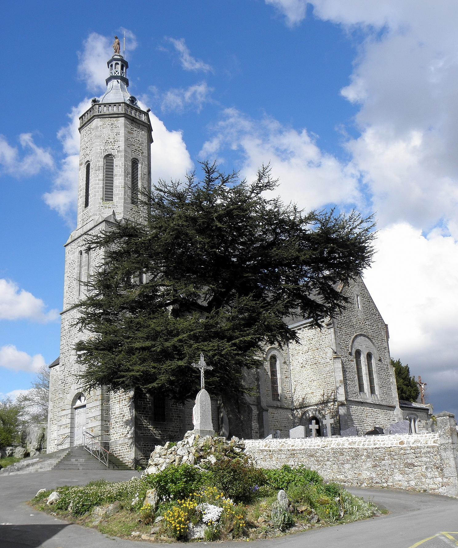 photo de eglise Notre Dame de la Visitation