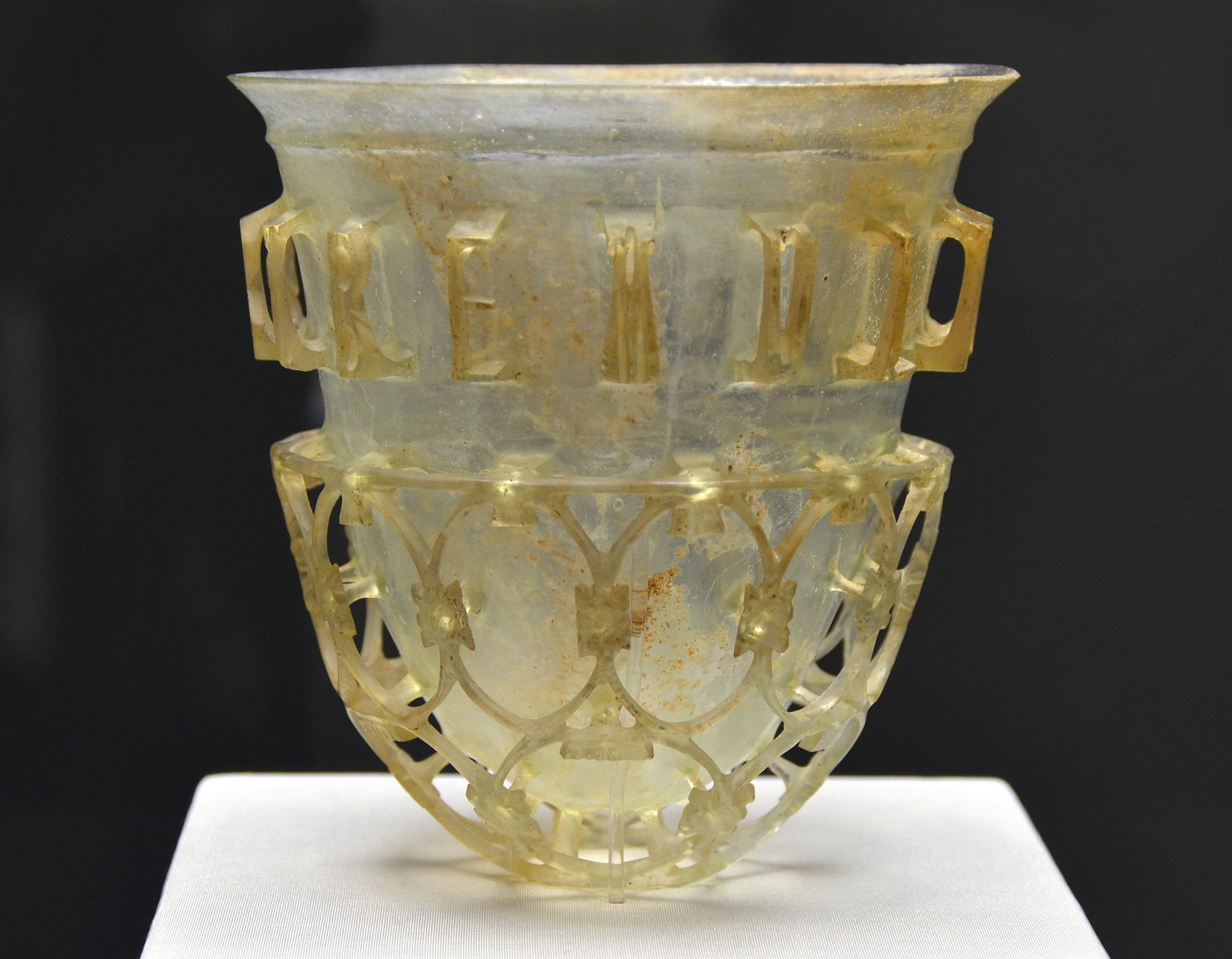 Roman Glass Wikiwand