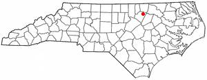 Centerville, North Carolina Census-designated place in North Carolina, United States