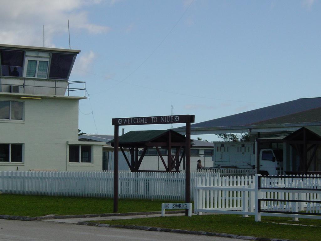 Niue International Airport