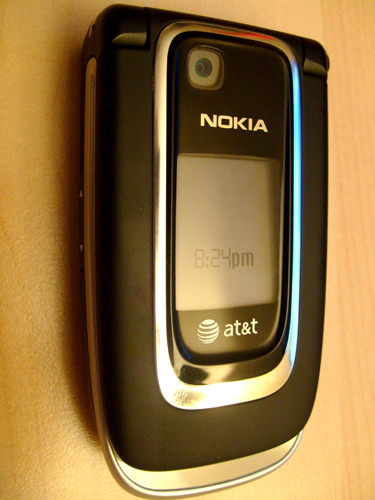 Nokia 6126/6133 flash file