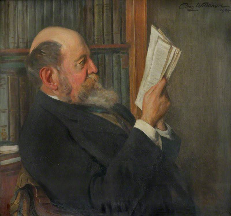 Norman MacColl (1843-1904), Spanish scholar, was editor of the Athenaeum 1871-1900 [https://upload.wikimedia.org]