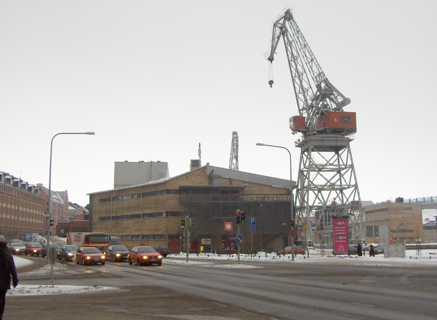 Nosturi Helsinki