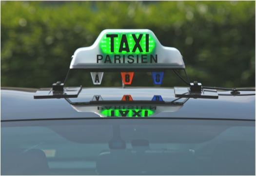 Taxis parisiens wikip dia - Location meublee paris reglementation ...