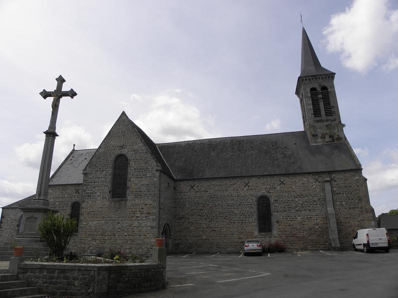 photo de eglise Saint Martin de Tours