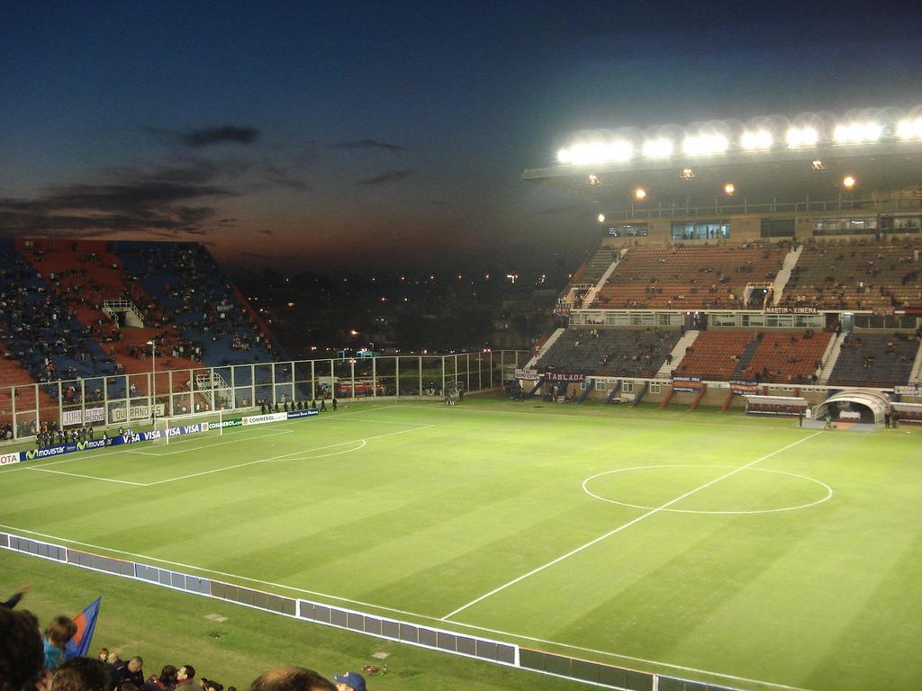 Estadio Pedro Bidegain - Wikipedia