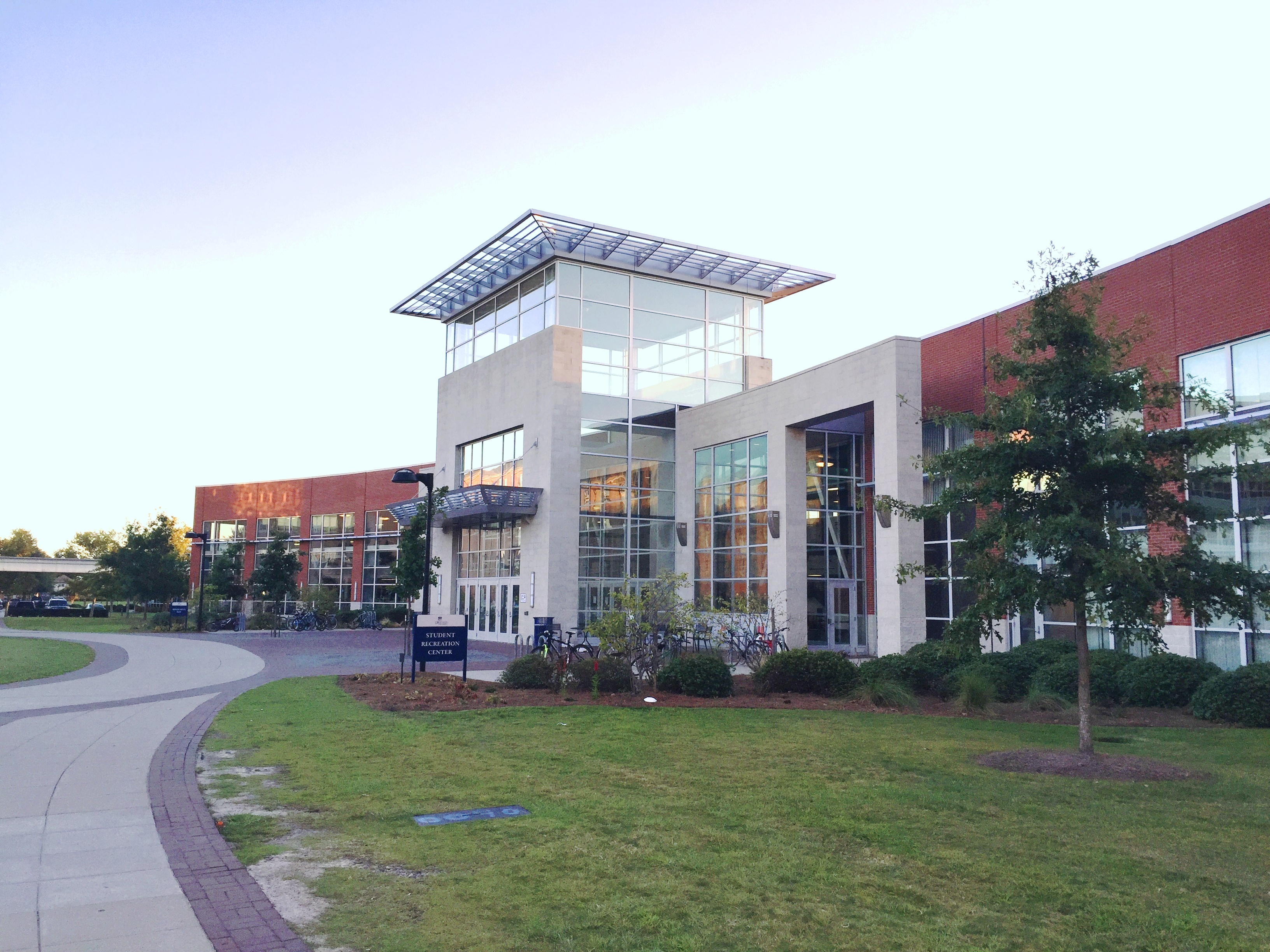 Old Dominion University, Student Recreation Center