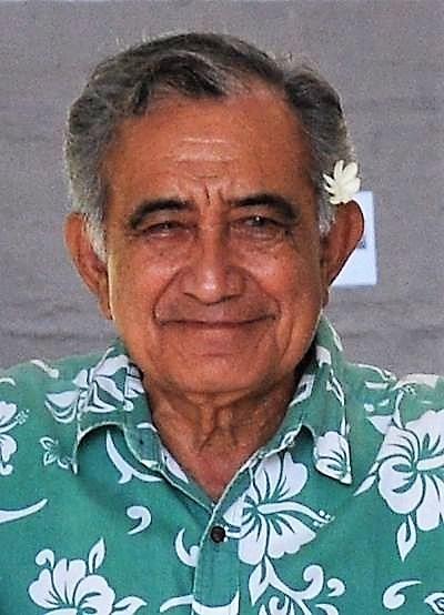 Oscar Temaru candidat aux éléctions présidentielles de 2017