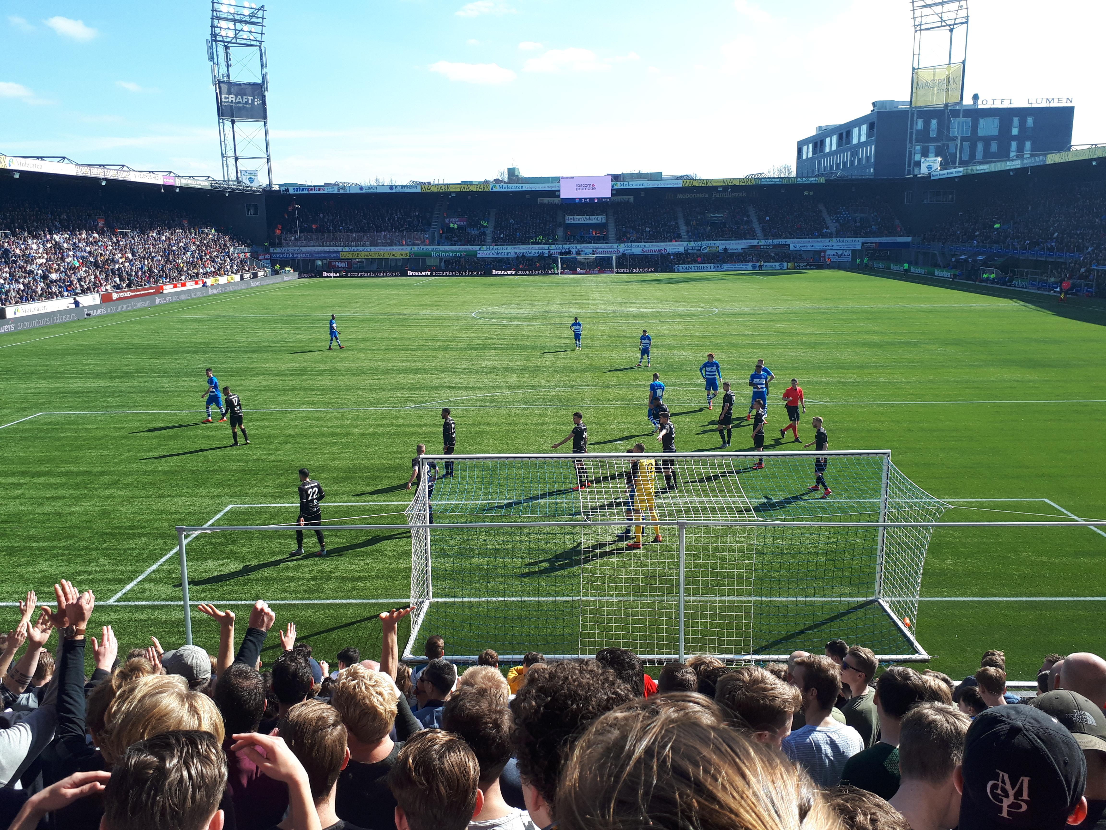 File Pec Zwolle Fc Emmen 31 3 2019 Jpg Wikimedia Commons