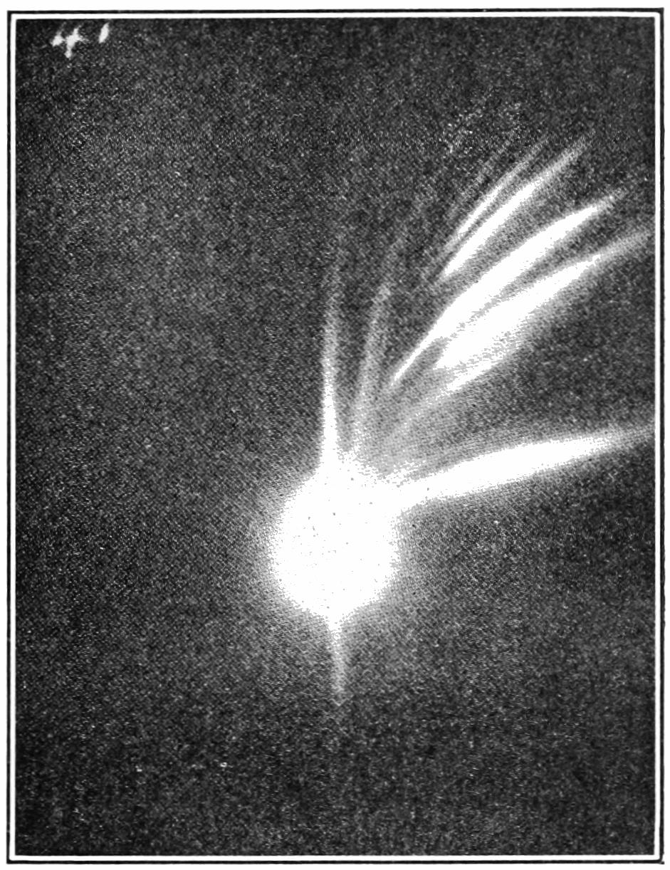 Nachweis von Schweren Gasen in der Atmosphäre - Quelle: WikiCommons