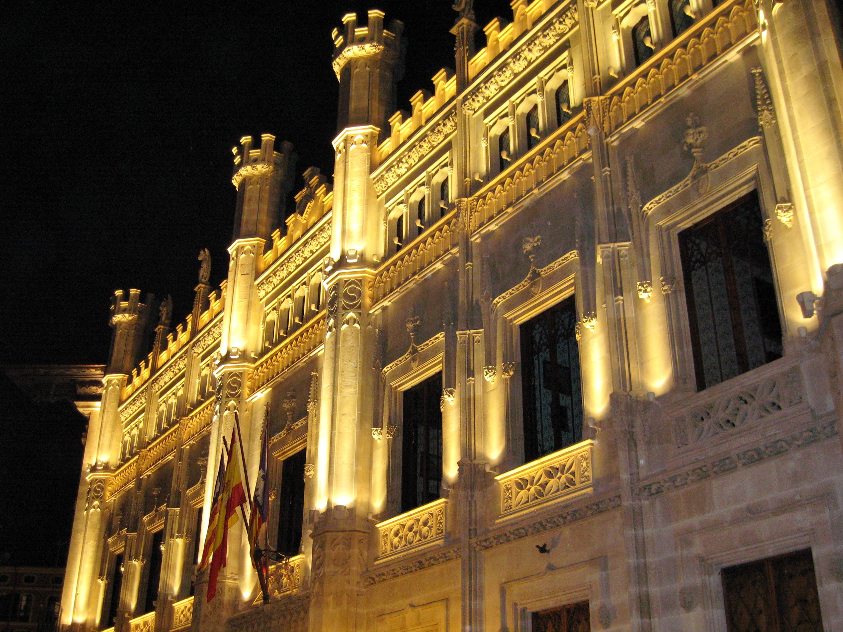 Gebäude des Consell Insular