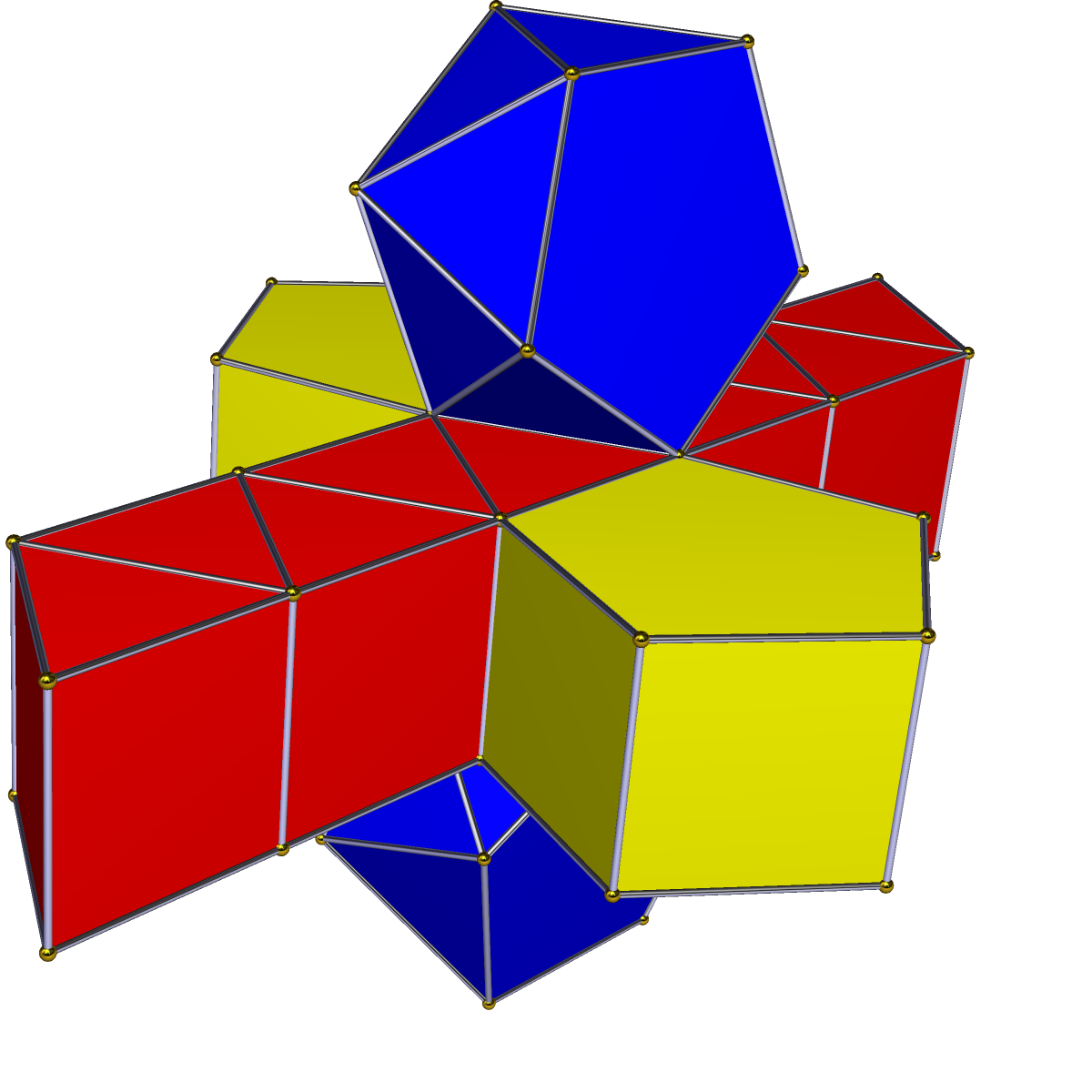 Images of Nonagonal Prism Net - www industrious info
