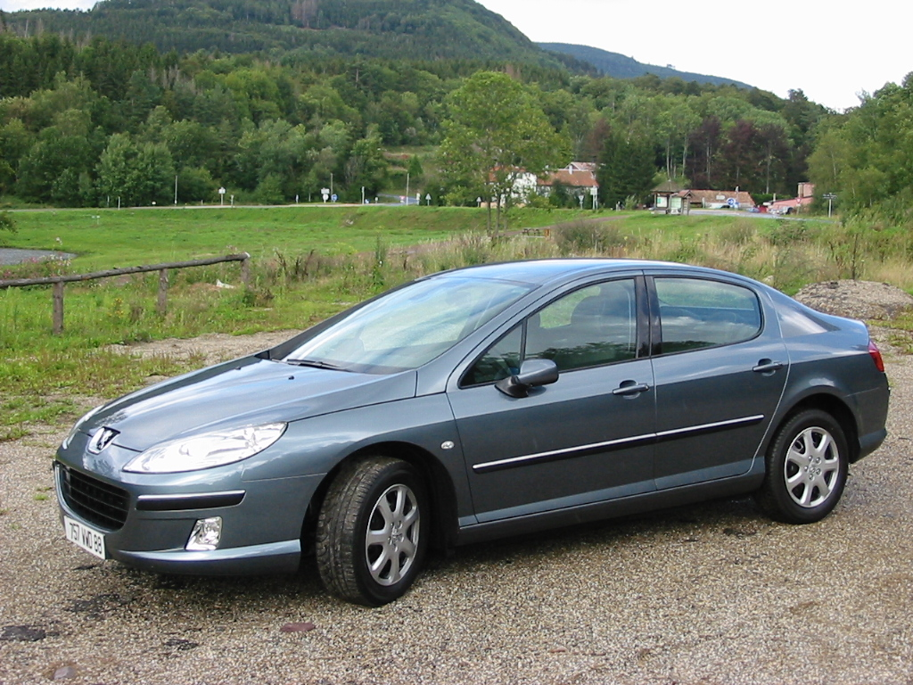File:Peugeot 407 HDi Executive.jpg