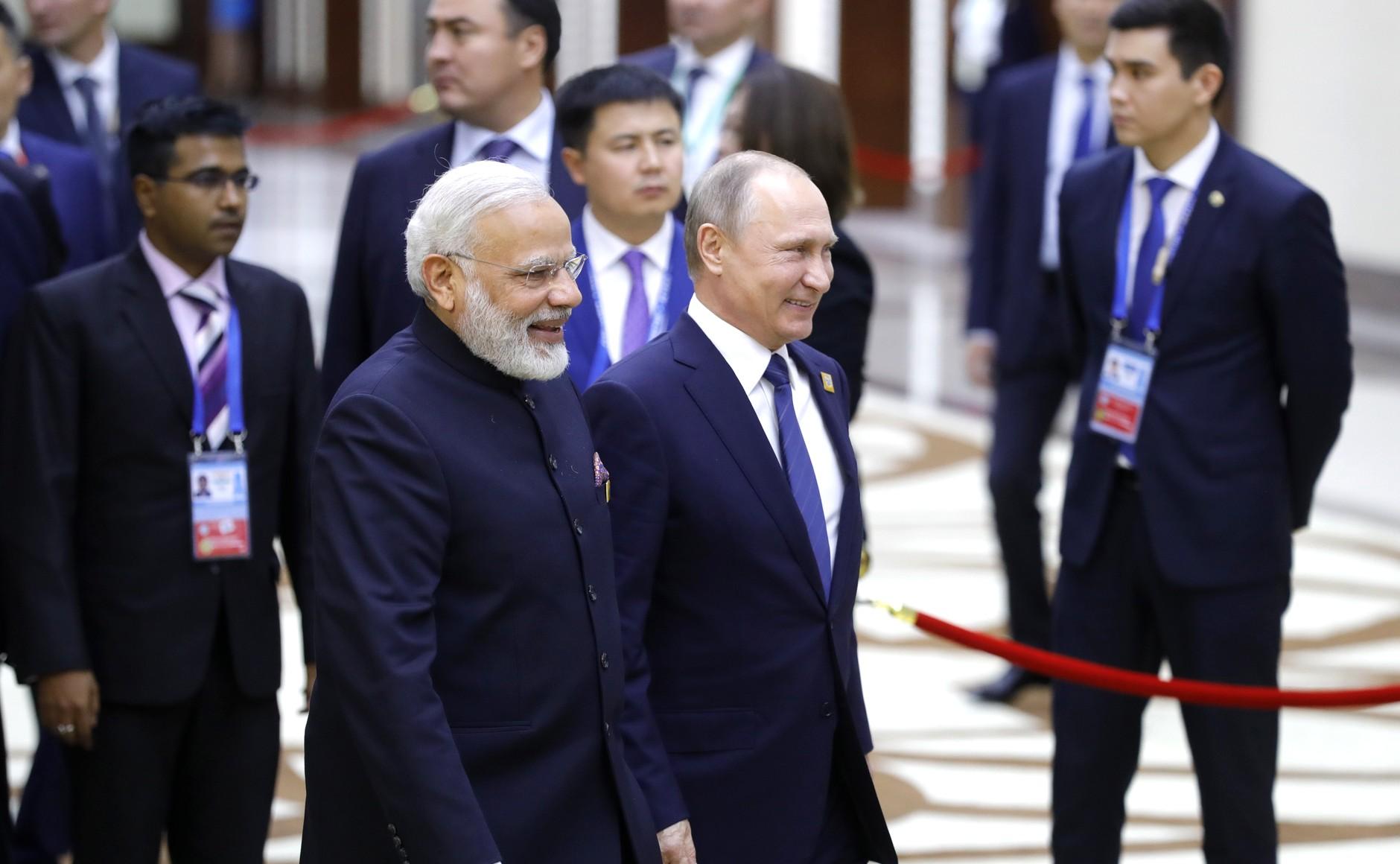 L'orso e la tigre: il partenariato privilegiato tra Russia e India