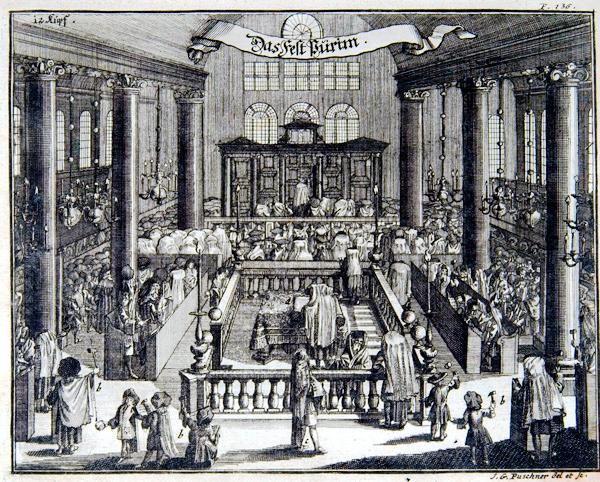 Purim, 1724