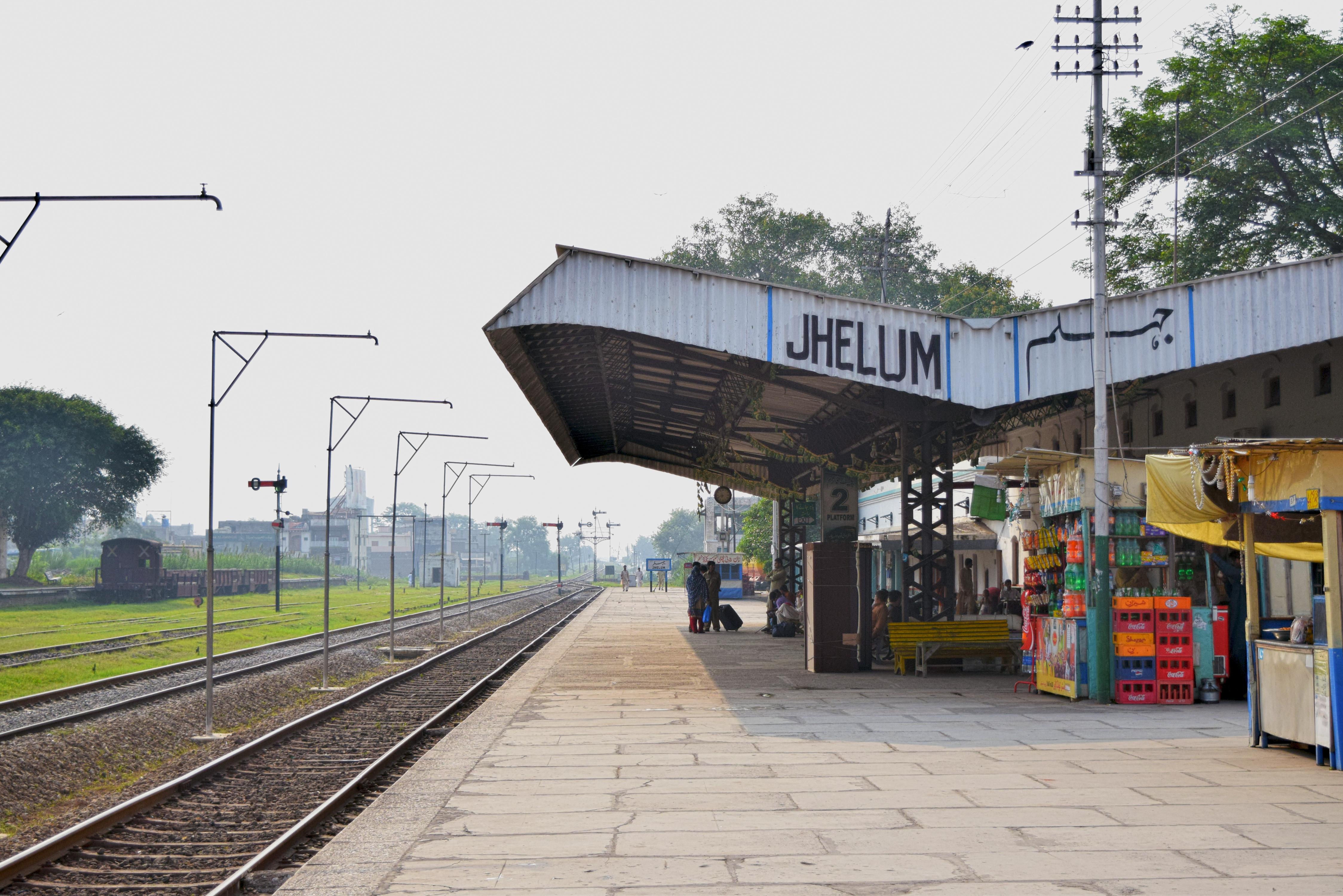 Dating point in jhelum