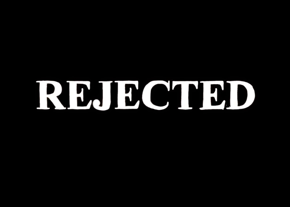 rejected videos my anus is bleeding
