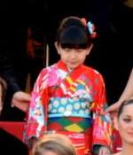 Rio Suzuki Japanese child actress, singer, and tarento