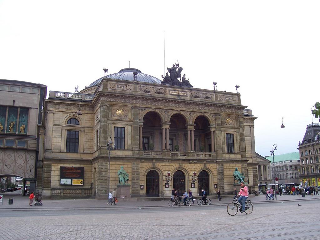 det kongelige teater dating denmark