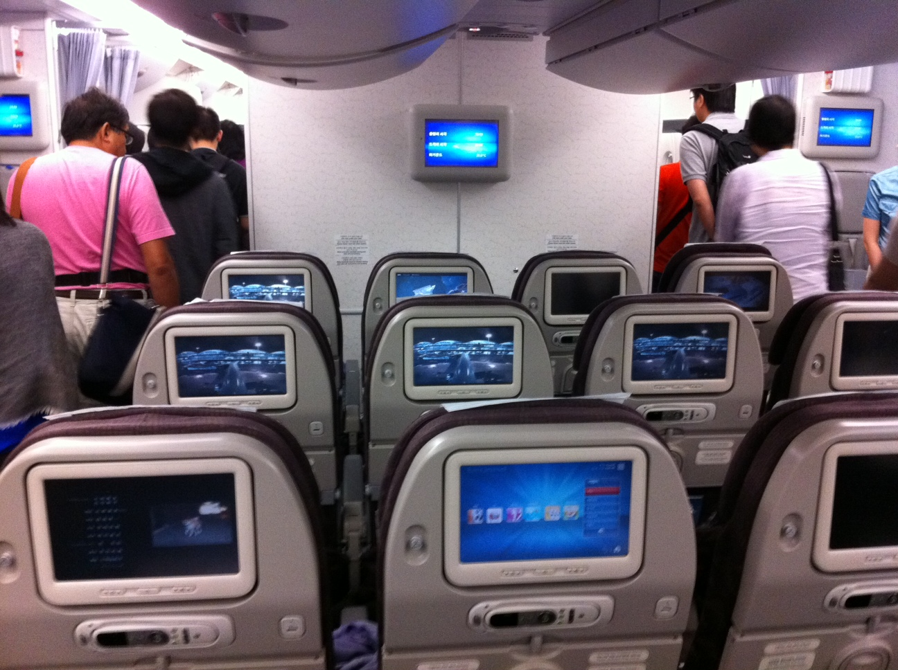 File Sk Korea Air Airbus A380 Cabin Interior Economy Class 1 Jpg