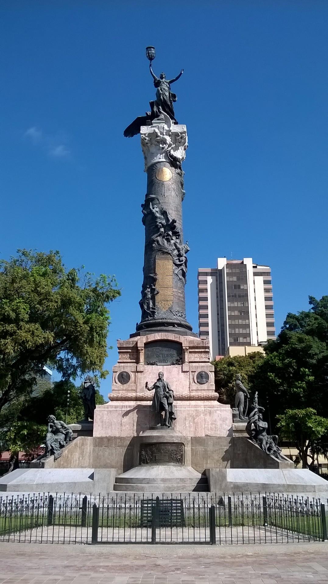 Independencia de Guayaquil - Wikipedia, la enciclopedia libre