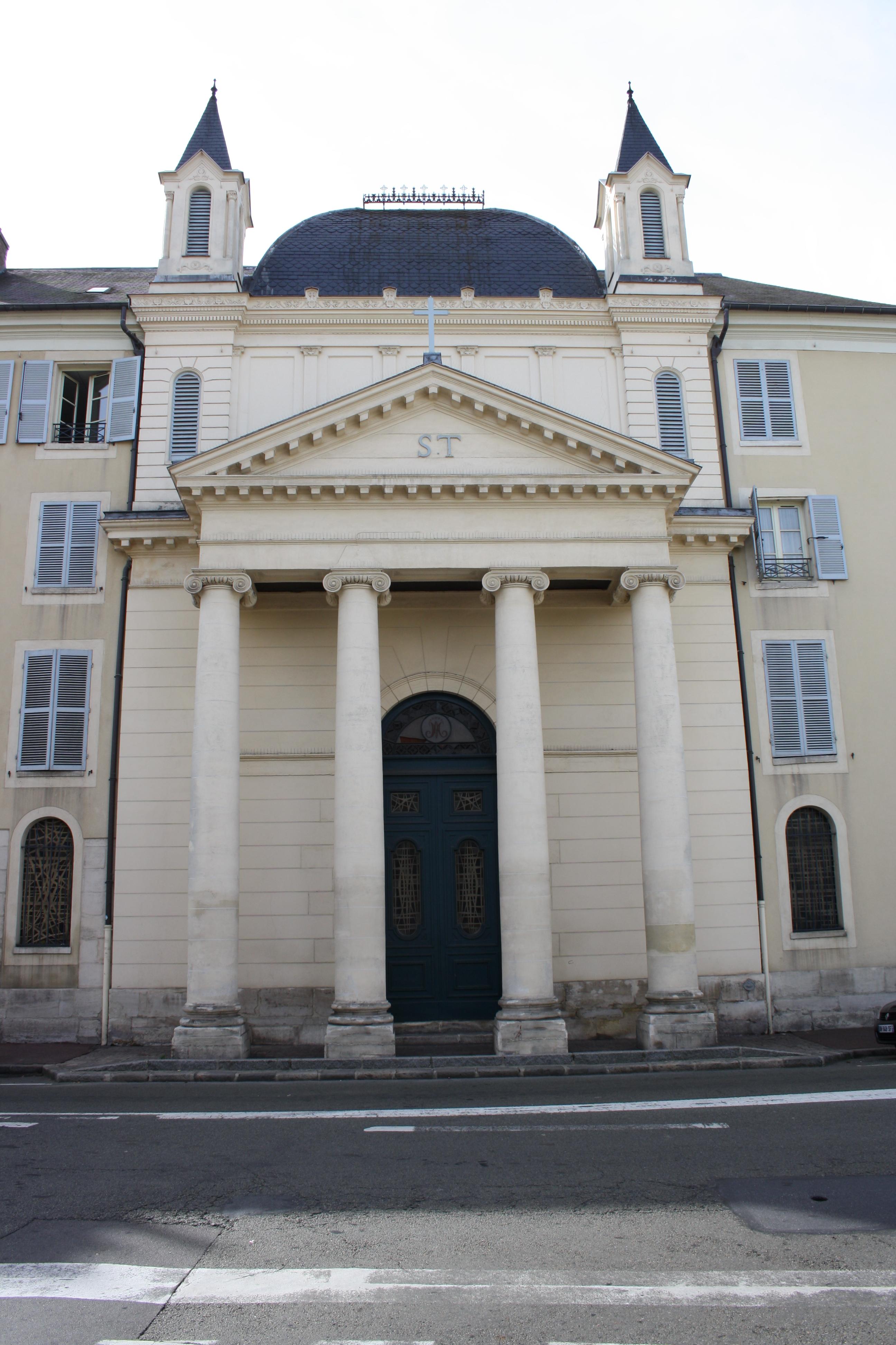 Chapelle du couvent des Dames-de-Saint-Thomas Saint-Germain-en-Laye