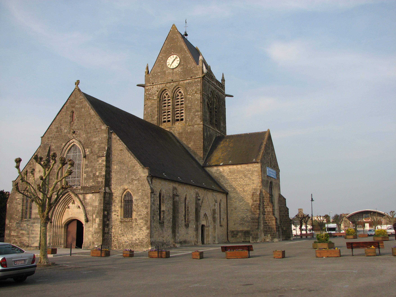 St Mere Eglise Tour