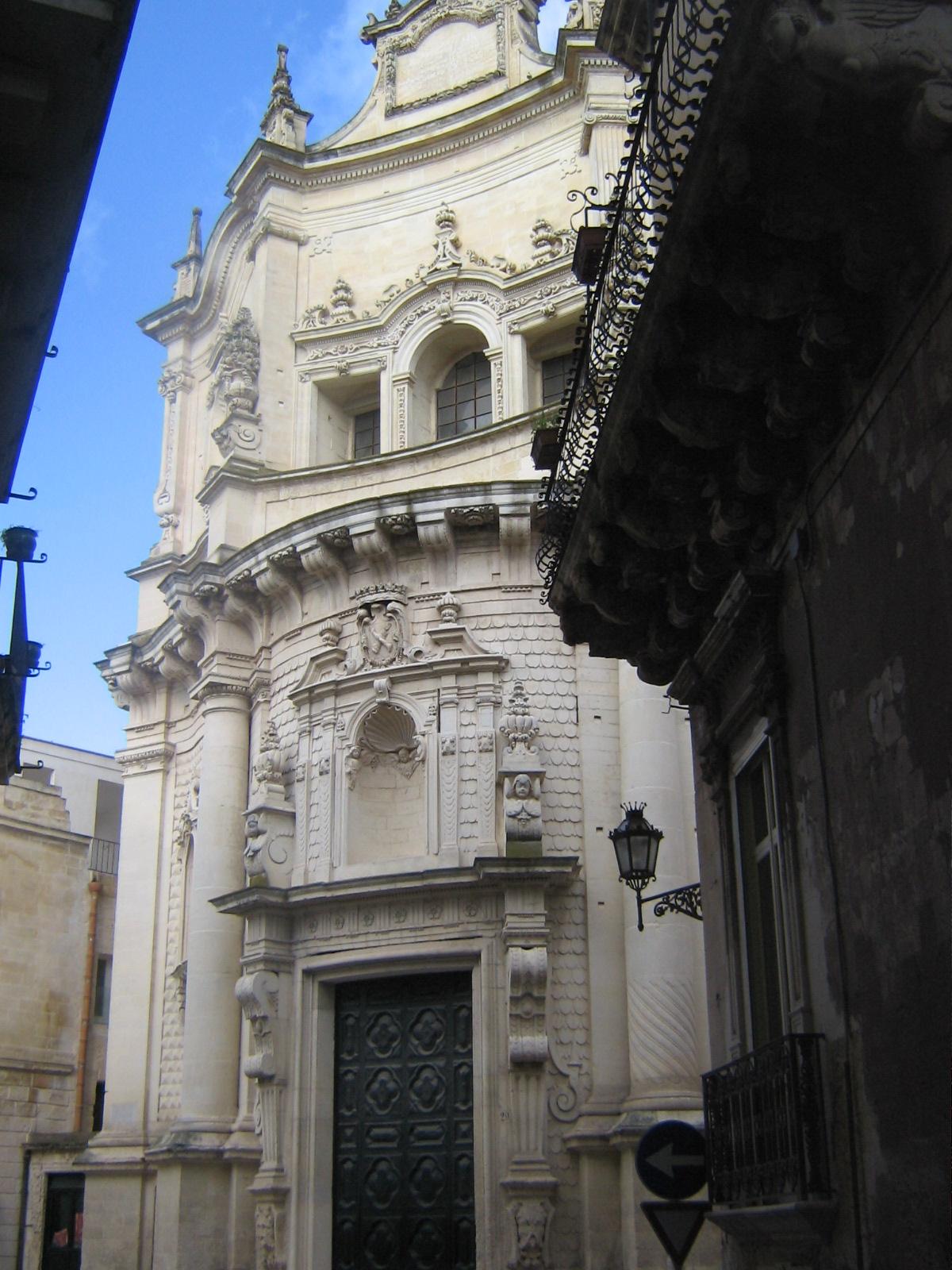 San Matteo (Lecce) - Wikidata