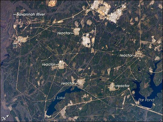 Savannah River Site - Wikipedia