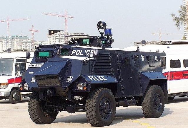 قوات مكافحة الشغب Saxon_Police_HK