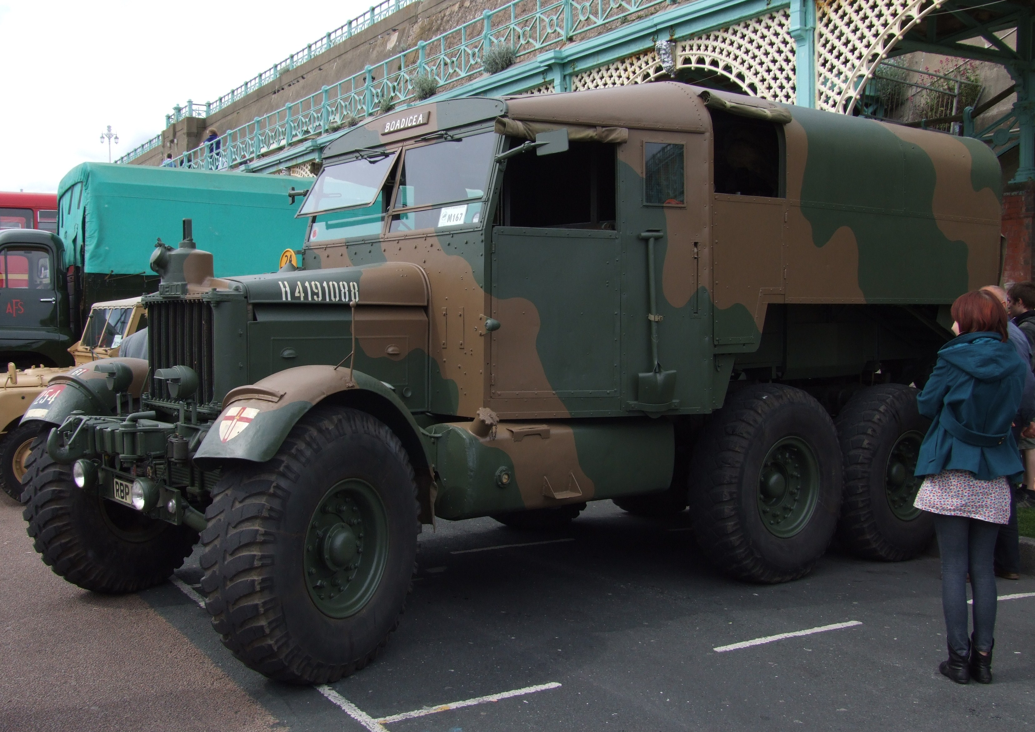 Scammell - Wikiwand
