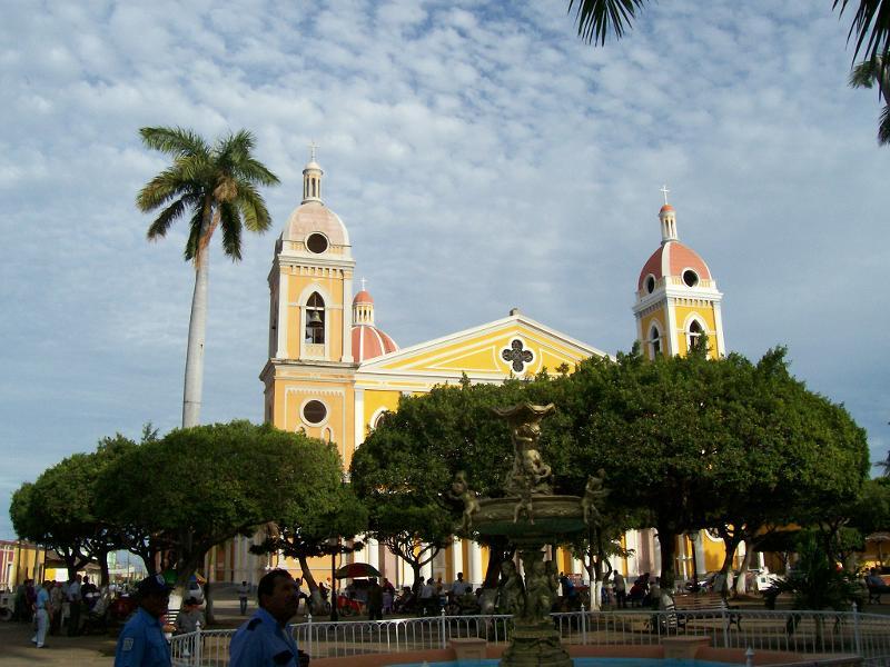 Granada Nicaragua Travel Guide At
