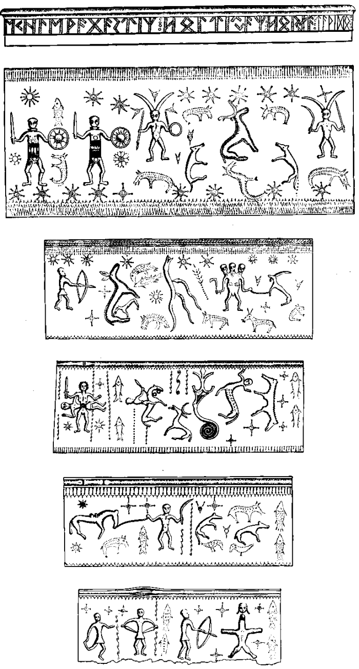 The sounds of proto norse and the elder fuark orstrr a better look at the inscription and images can be found here biocorpaavc Choice Image