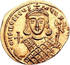 Philippikos Bardanes Emperor of the Romans