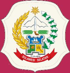 Berkas:South Sulawesi coa.png