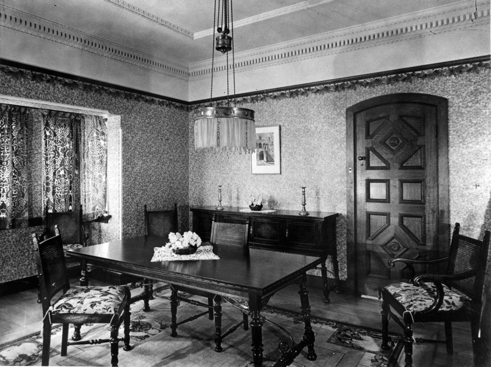 File:StateLibQld 2 137034 Spanish colonial dining furniture built