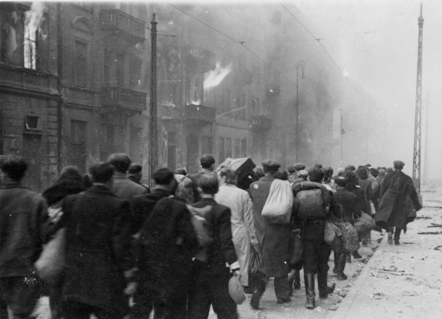 Stroop Report - Warsaw Ghetto Uprising - 26537