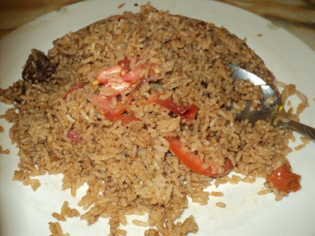 how to cook swahili pilau