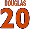 Syracuse retired number 20.png