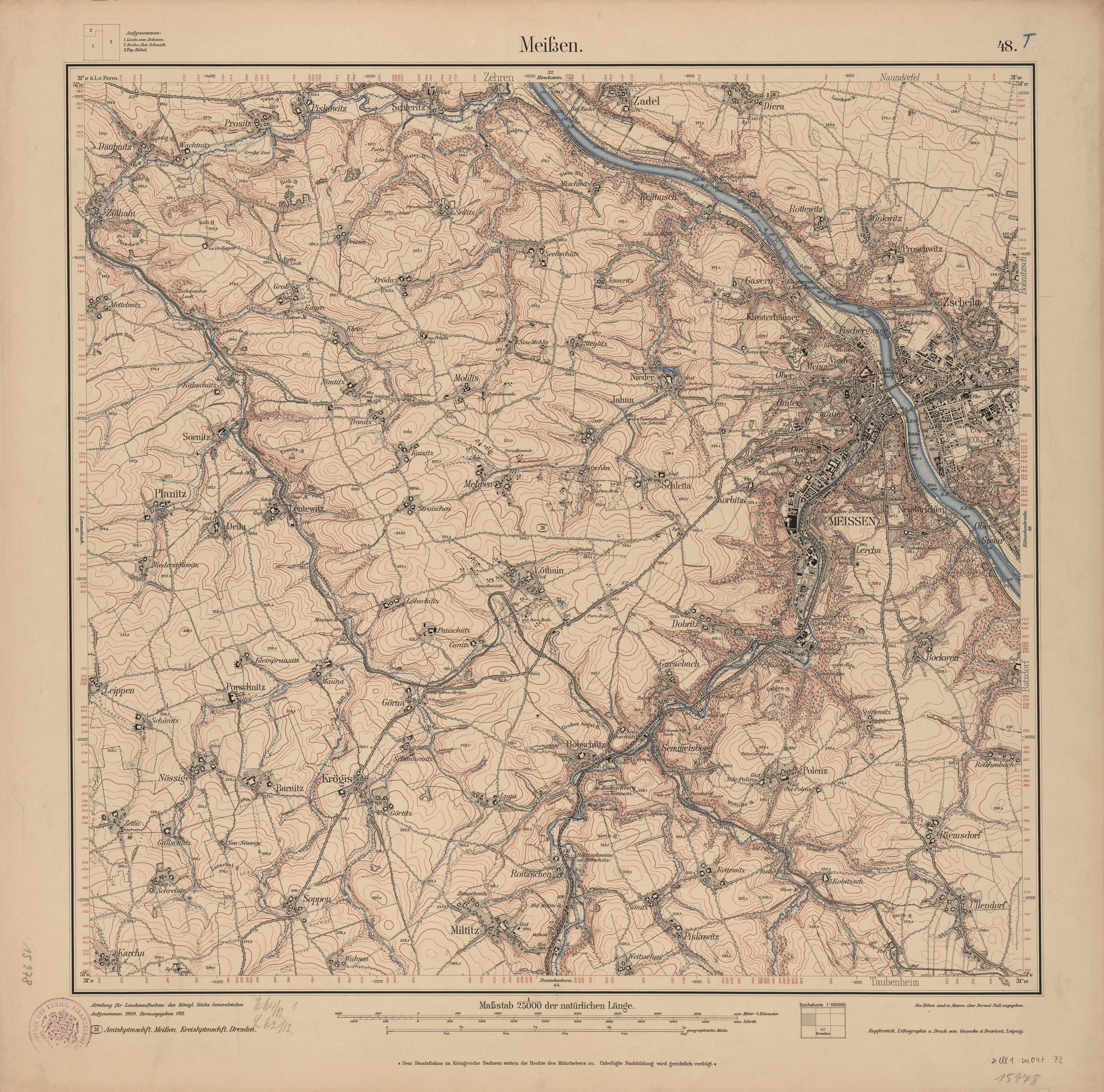 file:tk25 sachsen messtischblatt 48 meissen 1911 - wikimedia, Esstisch ideennn